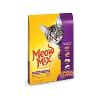 Meow Mix cat dry food