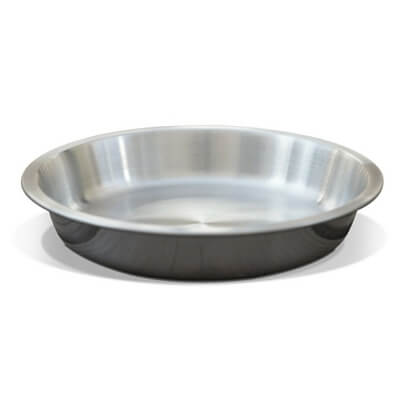 PetFusion Premium Brushed Stainless Steel Bowl