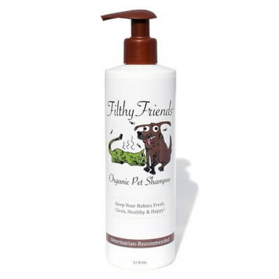 Filthy Friends Organic Pet Shampoo